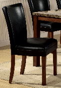 Parsons Chairs in Black or Brown