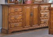 Honey Creek Dresser