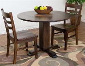 3 Pc Cappuccino Dining Set