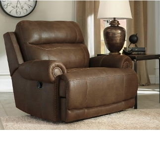 Austere Brown Zero Wall Recliner  3840052