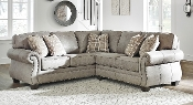 Olsberg 2-Piece Sectional  4870148,56
