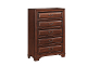 Lincoln 5 Drawer Chest