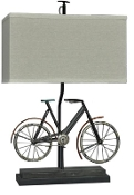 Biking Table Lamp CVAER460