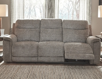 Mouttrie Smoke Power Reclining Sofa 7320515