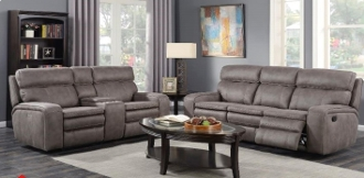 3 Piece Power Reclining Sofa Set 1700-3R