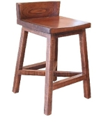 "Pueblo 24"" Barstool Brown"