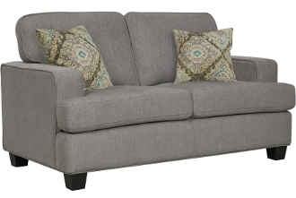 Carter Love Seat TAUPE