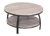 Carson Round Coffee Table
