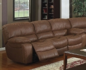 BOMBER JACKET Reclining Sofa