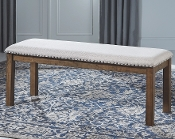 Moriville UPHOLSTERED BENCH