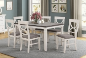 Coastal  5 Pc Dining Set
