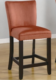 "24"" Bar Stool Terra Cotta (Last Set of 2 in stock!)"