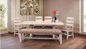TERRA 6 PC Dining Set