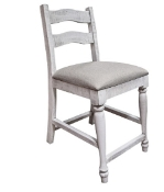 "ROCK VALLEY 24"" Barstool"