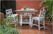 Rock Valley 7 PC Counter Height Dining Set
